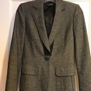 Elite Tahari for Nordstrom Silk Blazer